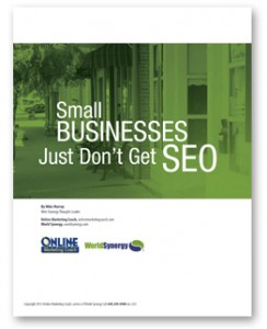 small businesses seo study