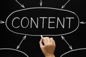 seo content road map for marketers