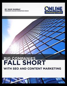 seo content marketing study