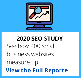 Small business SEO study
